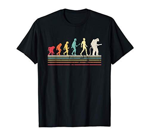 Evolution Bomberos Regalo para jugadores de Bomberos Camiseta