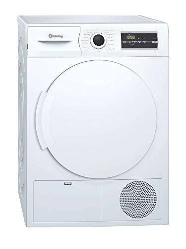 Balay 3SC377B - Secadora de Condensación, 7kg, Función Diferido, Blanco
