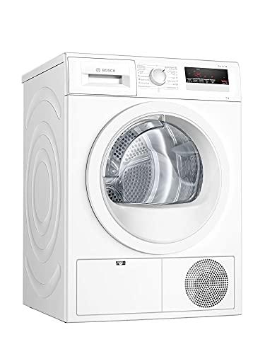 Bosch Serie | 4 WTR85V91ES - Secadora con bomba de calor, Capacidad de 8 kg, Color Blanco