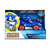 NKOK Sonic The Hedgehog All Stars Racing Pull Back Action - Tamaño pequeño