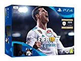 Sony, PlayStation 4 (PS4) - Consola de 1 TB + FIFA 18