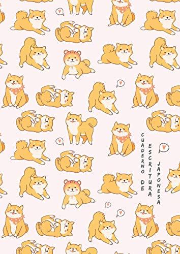 Cuaderno De Escritura Japonesa: Perfecto para aprender a escribir Japonés   Plantillas para escribir en Japonés. Con una cuadrícula de papel ... los caracteres japoneses, Kanji y hiragana