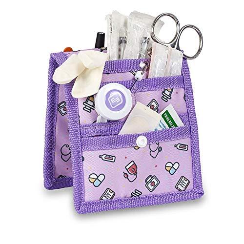 Elite Bags, Keen's, Organizador de enfermería, Estampado morado