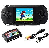SZZHCKJ 2,7 'LCD Portátil Consola De Juegos PXP 3 16bit Retro Jugador De Videojuegos Juguetes Para Niños Best Gifts 100+ Juegos