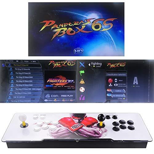 Consola arcade estilo recreativas con más de 1000 juegos