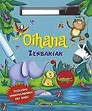 Oihana - zenbakiak (Marraztu eta irribarre egin bilduma)