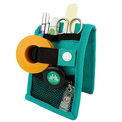 MINIKEEN'S, Salvabolsillos enfermera, Verde, Mobiclinic