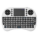 Mini teclado Inalámbrico y Android TV Rikomagic (i8 ES)
