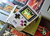 Arcademania Bittboy v3.5 Consola Retro Portátil + MicroSD 8Gb con firmware 4.2 pre-instalado + BOLSA protectora   Consola classic mini para jugar a los mejores juegos retro