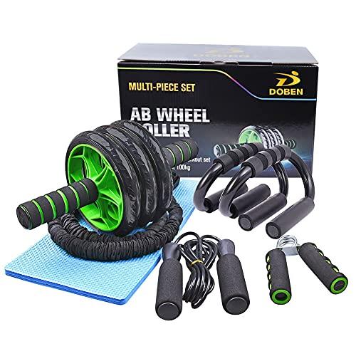 Kit rueda abdominal + otros accesorios