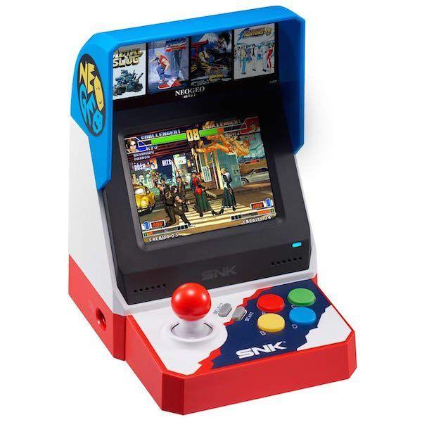 mini Neo Geo Arcade