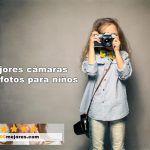 mejores cámaras de fotos para niños