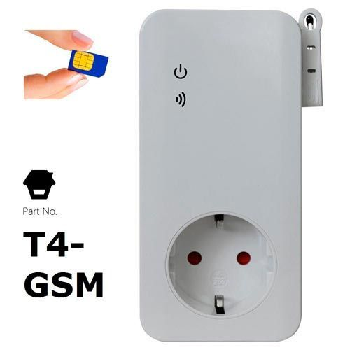 enchufe inteligente t4 gsm