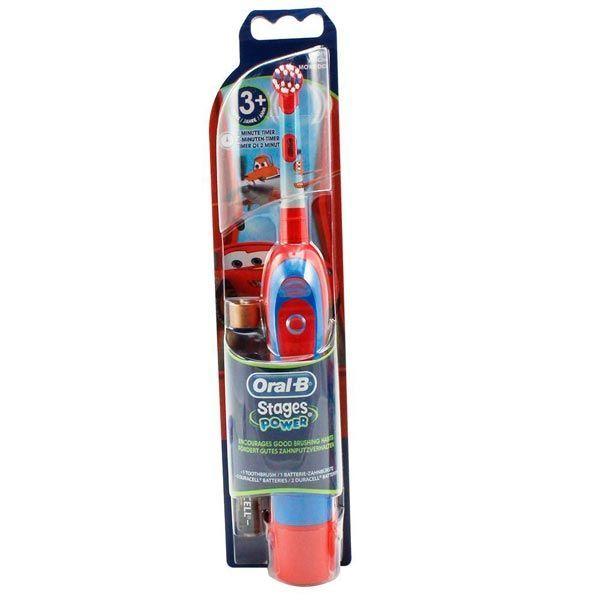 cepillo braun oral b cars