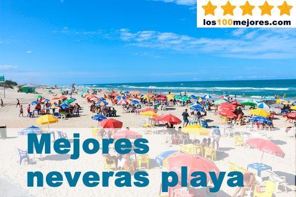 mejores neveras de playa