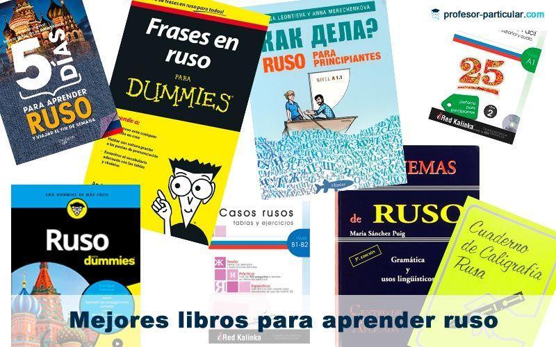 mejores libros para aprender ruso