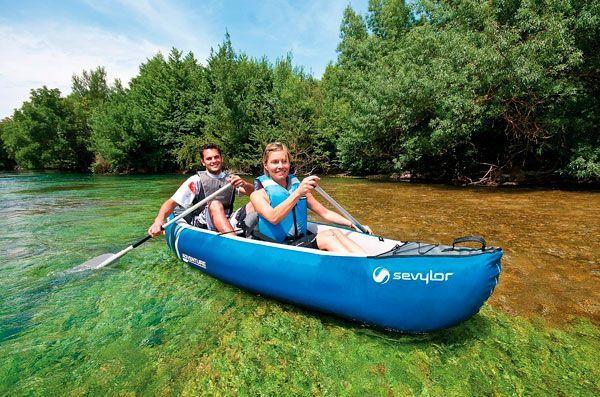Sevylor Adventure Kayak hinchable
