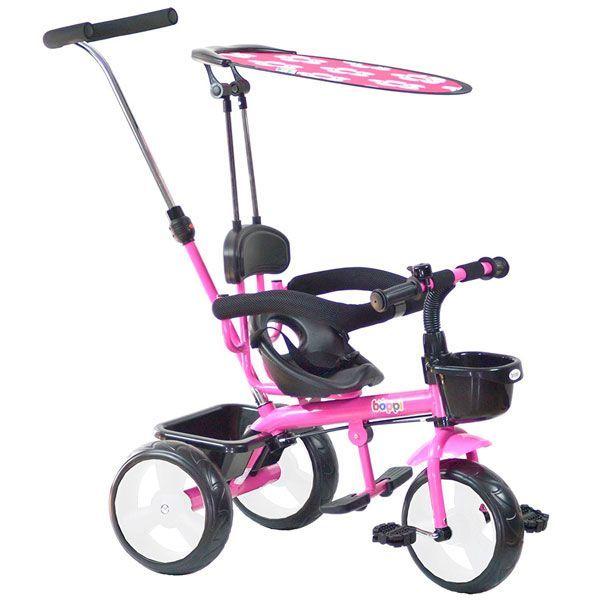 triciclo bebe boppi