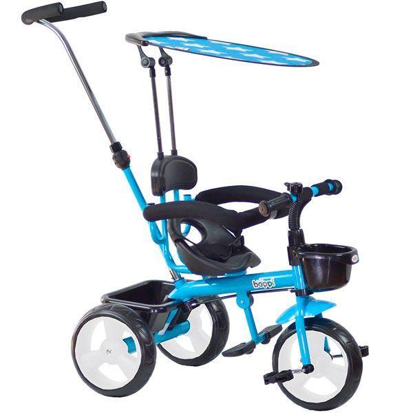 triciclo boppi bebés