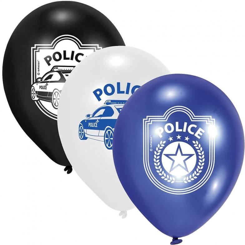 globos policia
