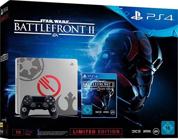 pack PS4 Slim Star Wars