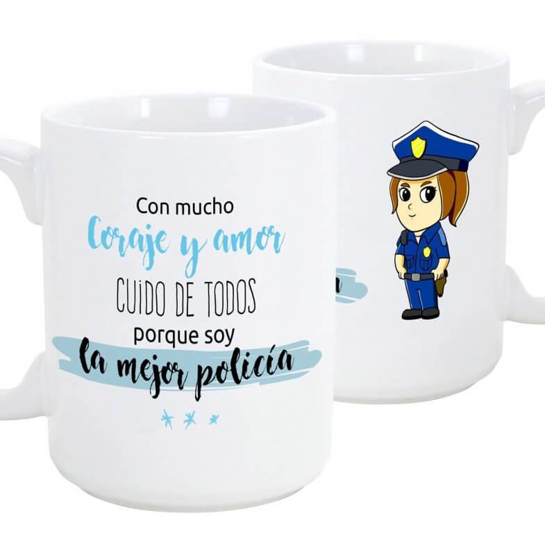 taza policias
