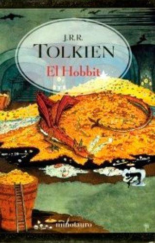 Tolkien Hobbit libro tapa dura