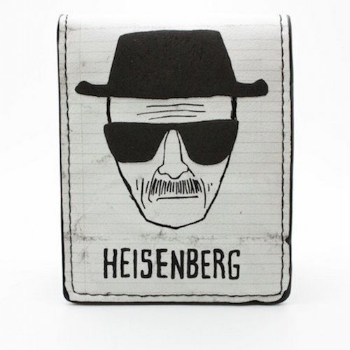 cartera heisenberg breaking bad