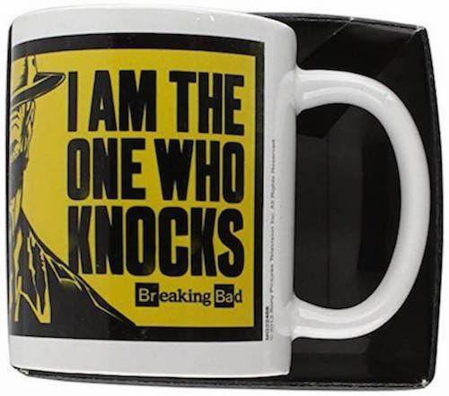 tazas I am the one who knocks