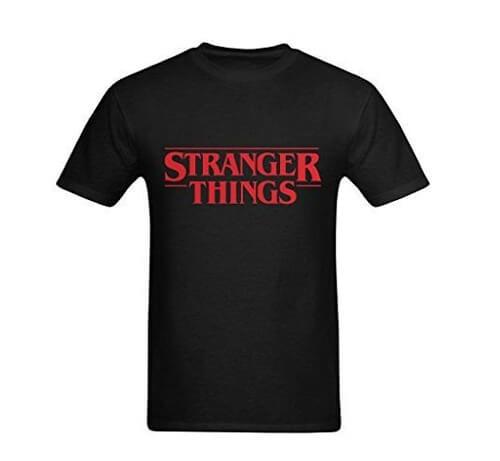 camiseta original stranger things