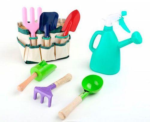 kit jardineria infantil