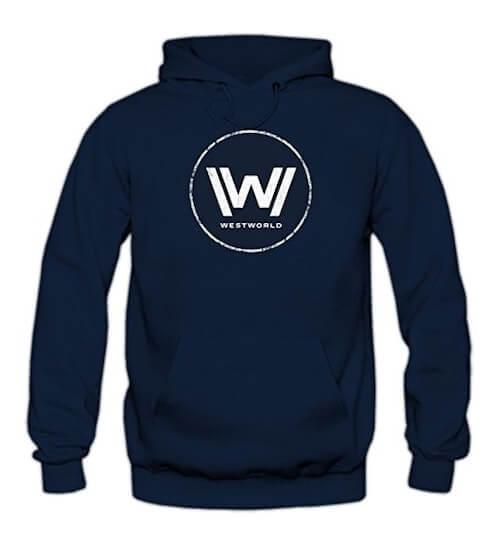 sudadera capucha westworld