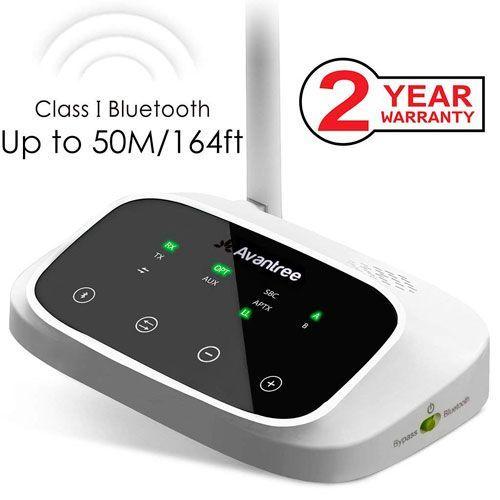 Adaptador Bluetooth Avantree Oasis