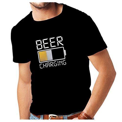 camiseta recarga cerveza