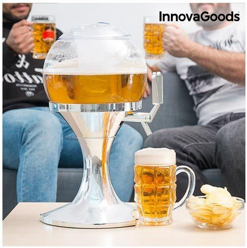 grifo cerveza barato innovagoods ball