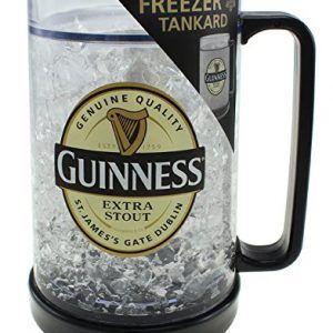 jarra cerveza para congelador guinness