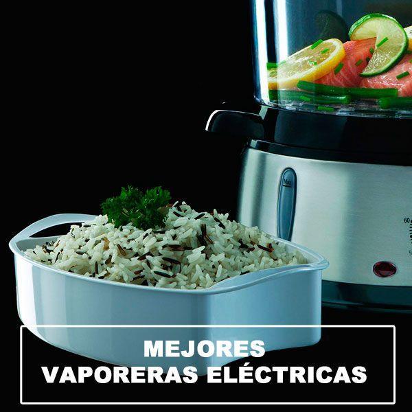 mejores vaporeras eléctricas