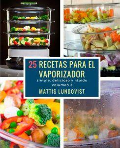 25 recetas vaporera