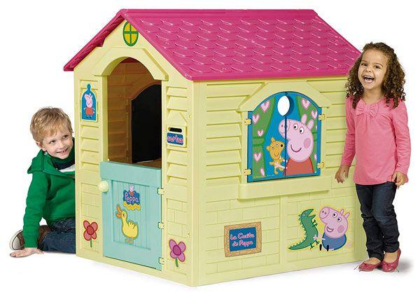 casita de peppa pig