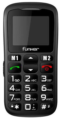 Funker C50 Easy Plus Negro