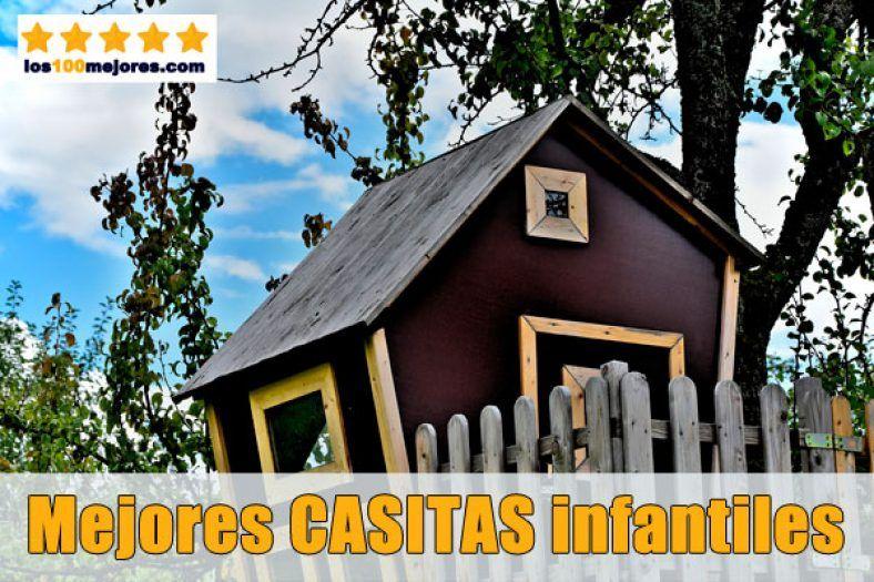 mejores casitas infantiles baratas