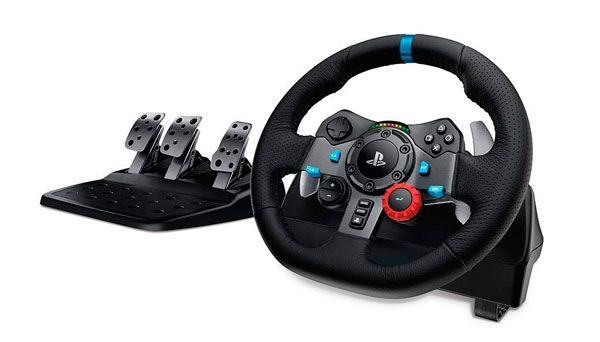 Logitech-Driving-Force-G29