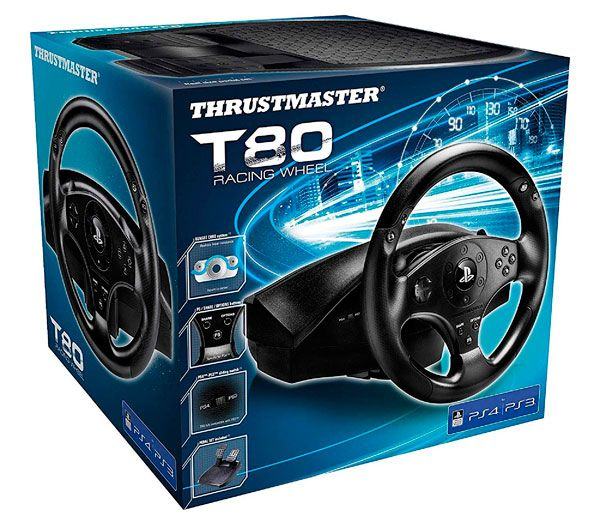 Thrustmaster T80 RW GT