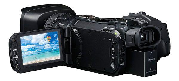Canon LEGRIA GX10 - Videocámara