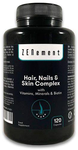 Zenement Suplemento para piel, cabello y uñas