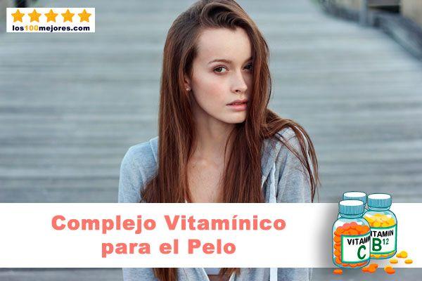 mejor complejo vitamínico para el pelo