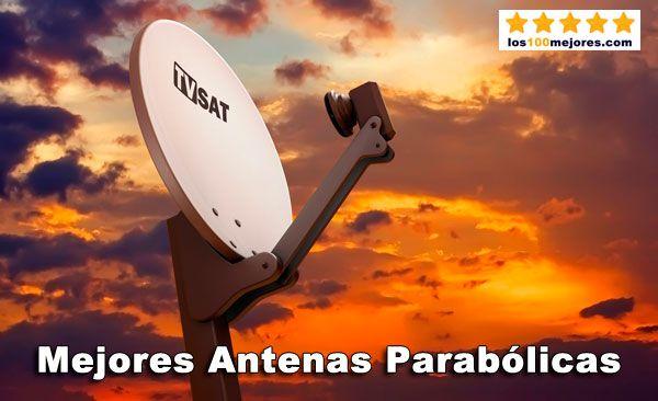 mejores antenas parabólicas