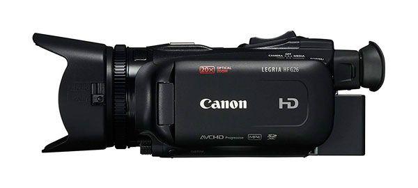 mejores videocámaras Canon