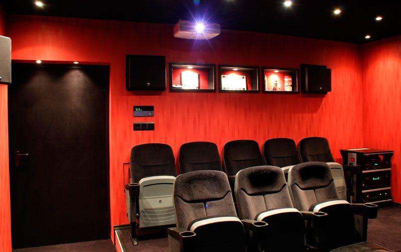 Televisión vs proyector para cine en casa