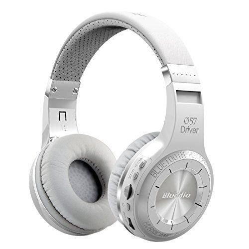 Bluedio H+ - Auriculares On Ear con radio